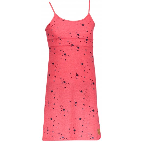 Dívčí šaty SAM 73 GZ 511 ČERVENÁ