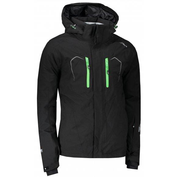 Pánská lyžařská bunda ICEPEAK NEVILLE 56119839990 BLACK