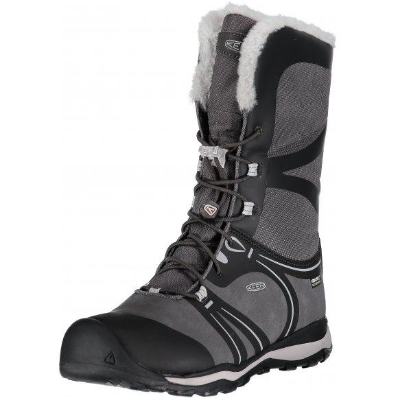 Dětské zimní boty KEEN TERRADORA WINTER WP Y RAVEN/VAPOR