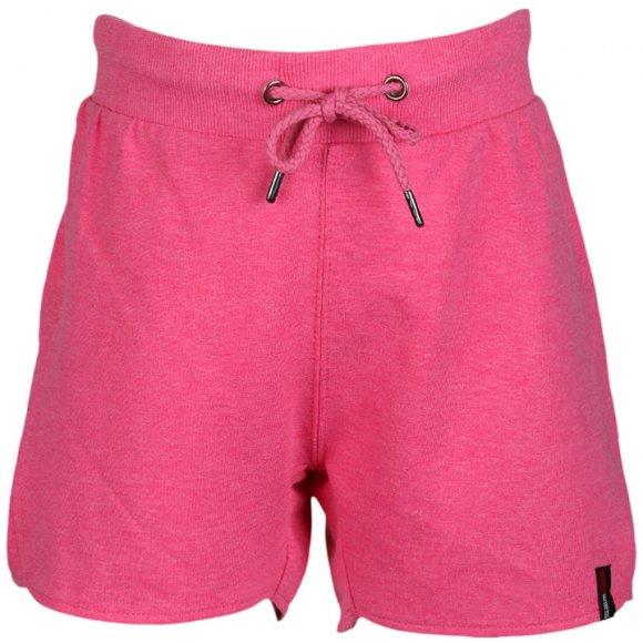 Dívčí šortky SAM 73 BAUCIS KPAL110 RŮŽOVÁ NEON