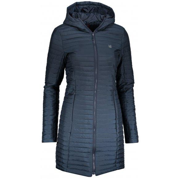 Dámský kabát  LOAP JAPA CLW18111 MODRÁ