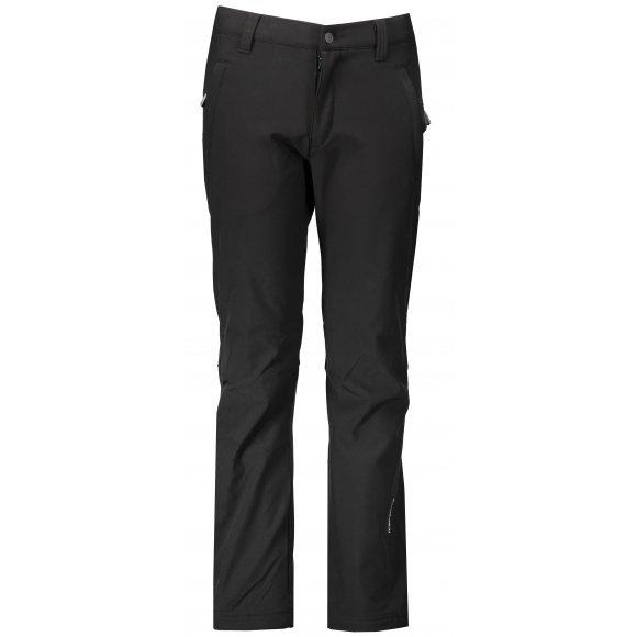 Dětské softshellové kalhoty ICEPEAK SAL JR 51003542990 BLACK