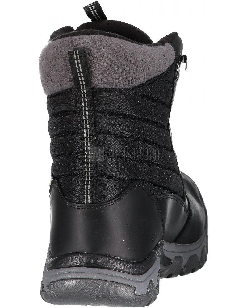 Dámské zimní boty KEEN HOODOO III LACE UP W BLACK MAGNET velikost ... 97e7a03d42d