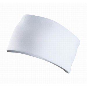 Sportovní čelenka K-UP WHITE dd7d46233d