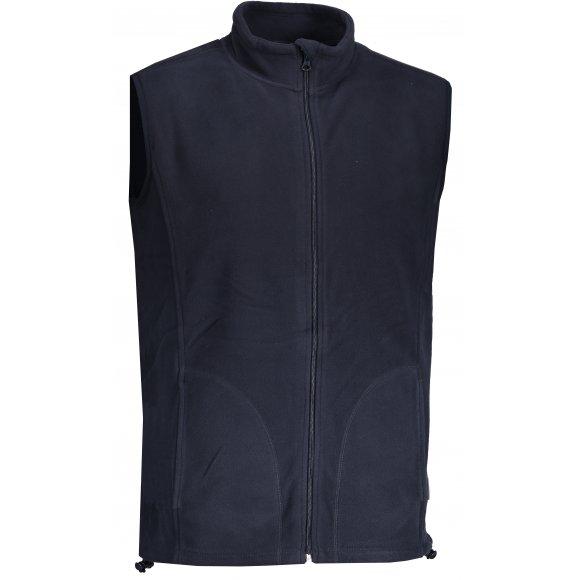 Pánská fleecová vesta STEDMAN ACTIVE BLUE MIDNIGHT