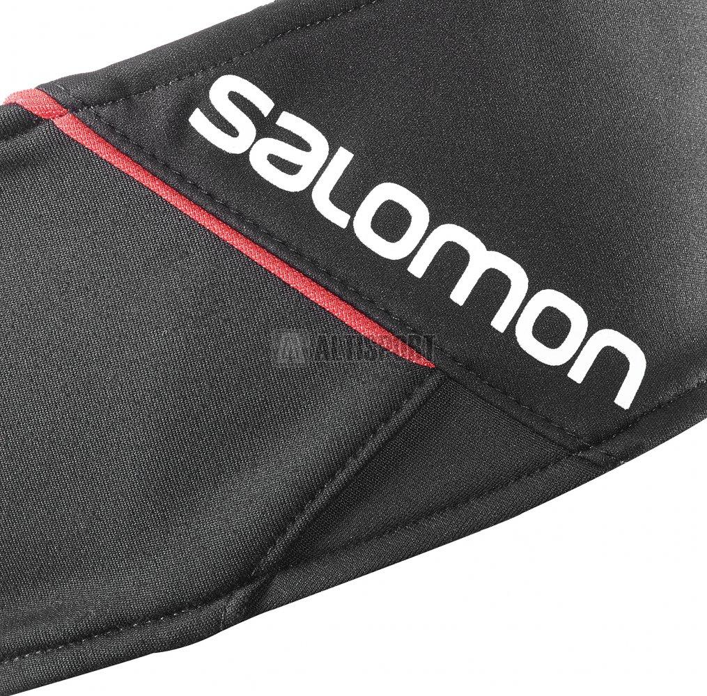 44b285c8f6e Čelenka SALOMON RS HEADBAND L39493700 BLACK BLACK WHITE velikost ...