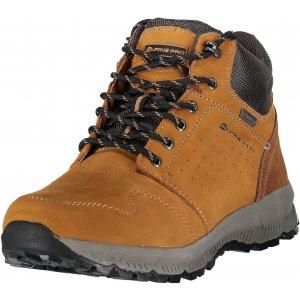 Pánské zimní boty ALPINE PRO BAHRAM MBTM150 HNĚDÁ e40e6648a6