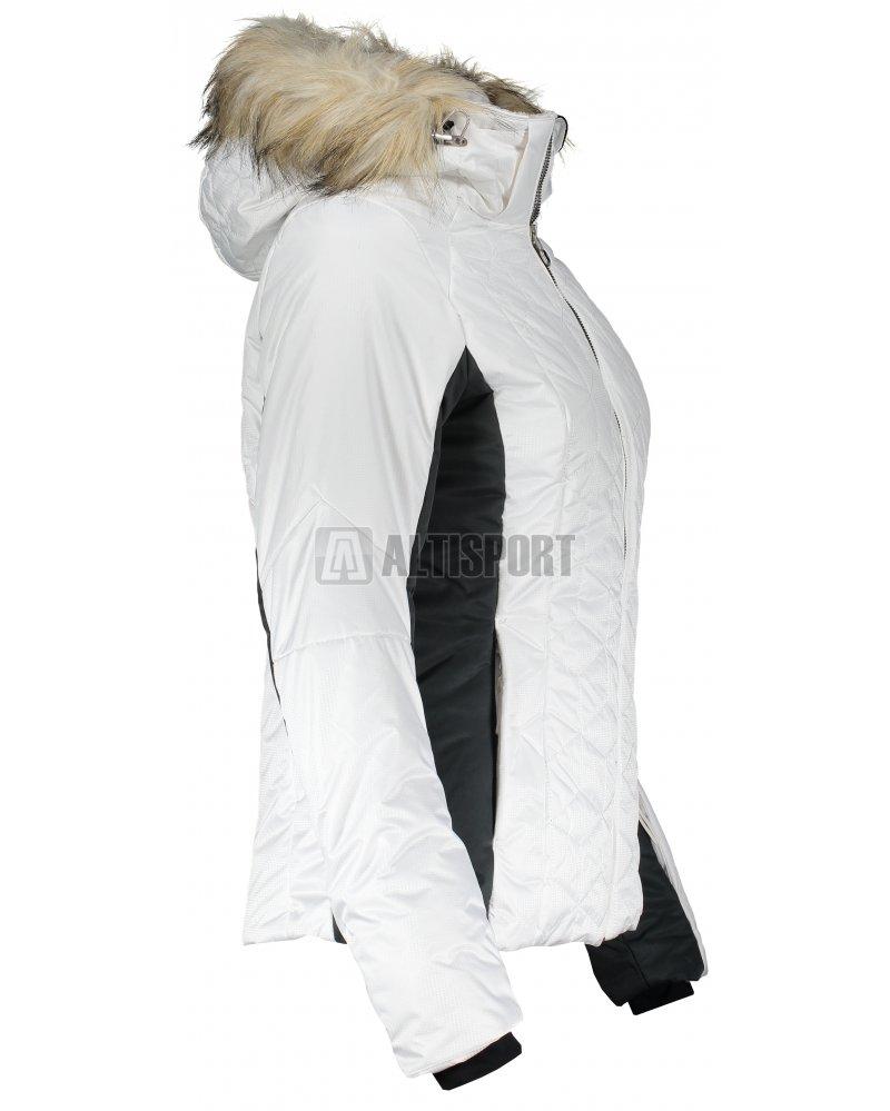 Dámská lyžařská bunda ICEPEAK CLAUDIA 53205512980 OPTIC WHITE ... 23539dd22d