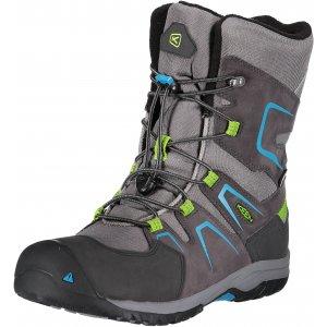 Dětské zimní boty KEEN LEVO WINTER WP Y MAGNET BLUE JEWEL 98e4453b3a