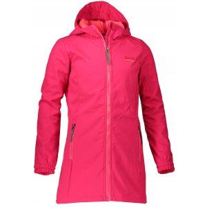 Dívčí softshellový kabát LOAP LAJKA L8120 RŮŽOVÁ af05d68bdd