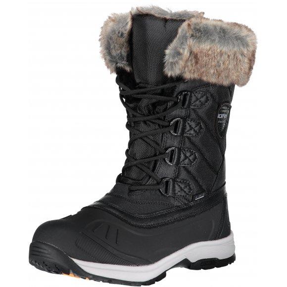 Dámské zimní boty ICEPEAK WIOLA MS 75242100990 BLACK