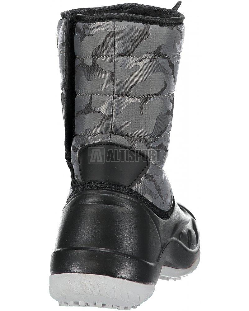 Dětská zimní obuv ALPINE PRO AMARO KBTM175 TMAVĚ ŠEDÁ velikost  EU ... 21ee672a76