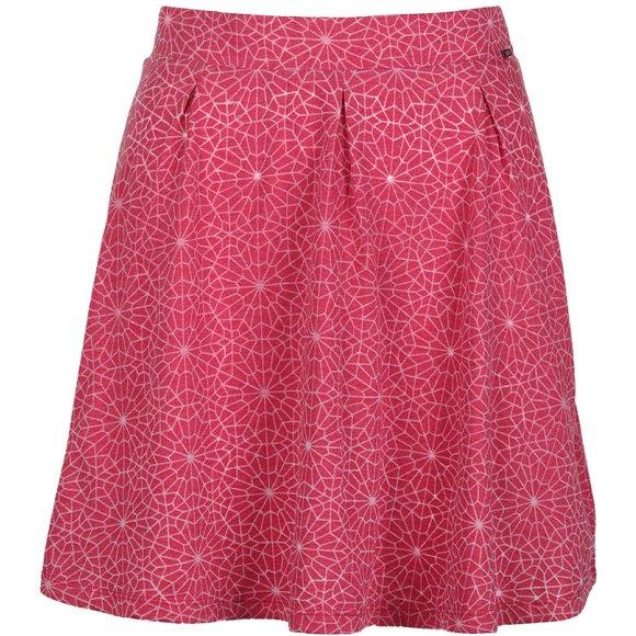 Dámská sukně SAM 73 LORA LSKL123 TMAVĚ RŮŽOVÁ