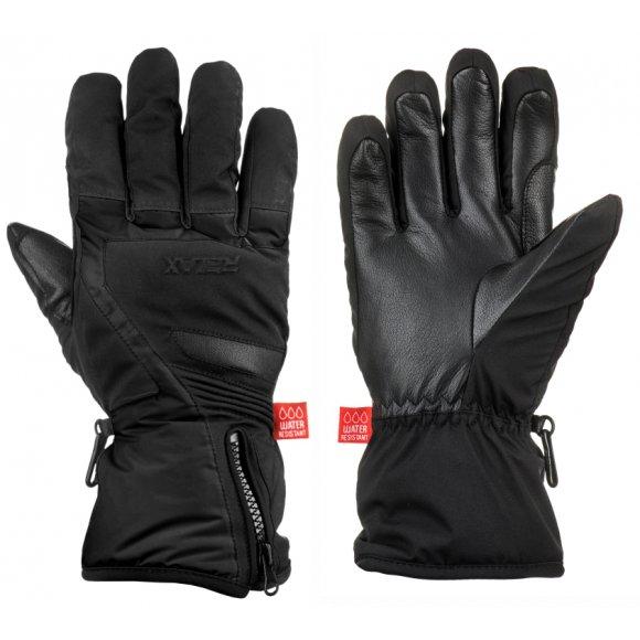 Pánské lyžařské rukavice RELAX THUNDER RR13A BLACK