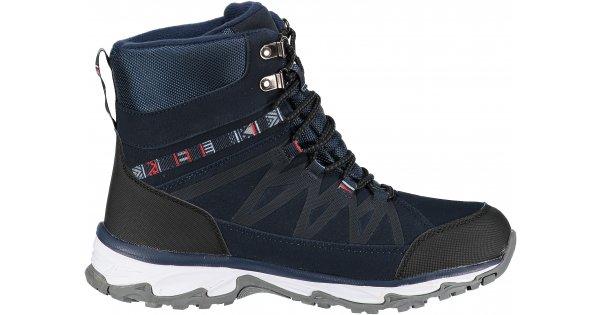 Dámská zimní obuv ALPINE PRO CAZA LBTM186 TMAVĚ MODRÁ velikost  EU 41 (UK  7 fd0fc15def