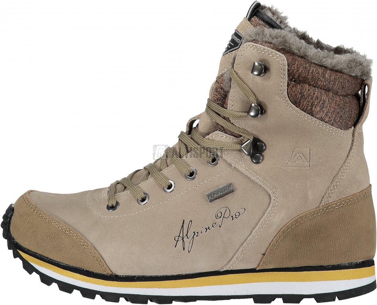 Dámské zimní boty ALPINE PRO XALINA LBTM143 BÉŽOVÁ velikost  EU 36 ... 7384f7de7a