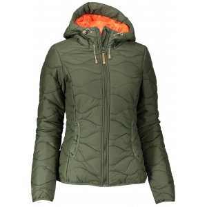Dámská bunda ICEPEAK TAIKA 53035520560 ANTIQUE GREEN