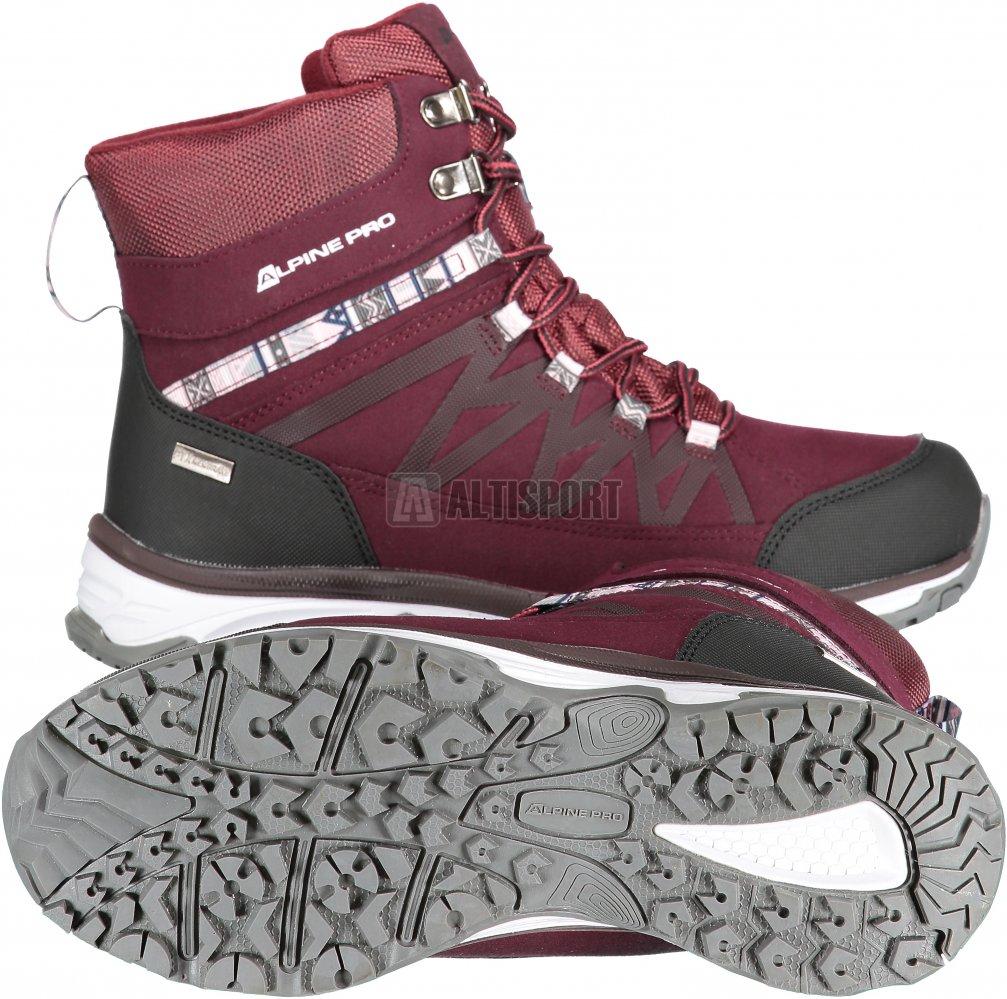Dámská zimní obuv ALPINE PRO CAZA LBTM186 TMAVĚ RŮŽOVÁ velikost  EU ... 40caa173f7