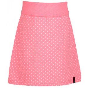 Dívčí zateplená sukně KILPI MATIRA-JG HJ0027KI RŮŽOVÁ velikost  158 ... 2e1e6f6af8