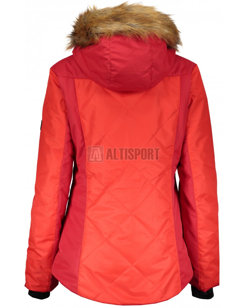 b28720adbb4 Dámská zimní bunda TRIMM REGINA RED DARK RED velikost  XL   ALTISPORT.cz