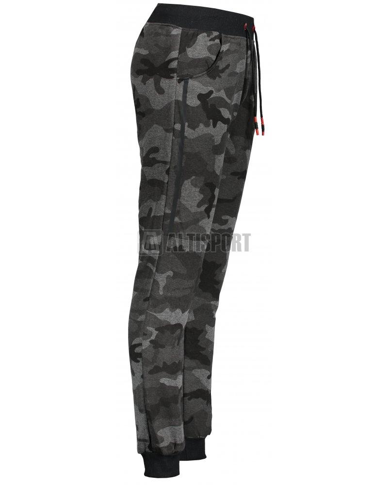 Pánské kalhoty OMBRE AP764 DARK GREY velikost  XL   ALTISPORT.cz e09e34ff51