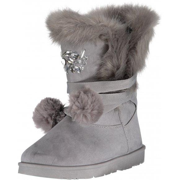 Dámské zimní boty VICES B816-5 GREY
