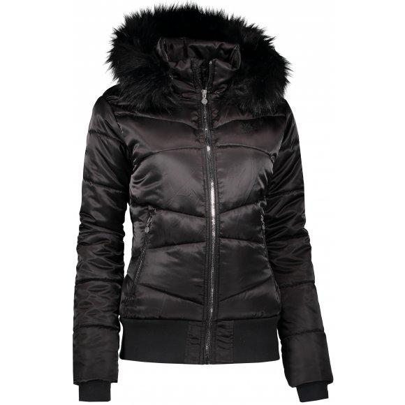 Dámská zimní bunda ALTISPORT TATRE ČERNÁ
