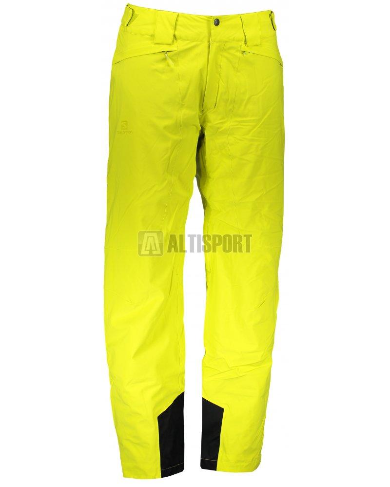 Pánské lyžařské kalhoty SALOMON ICEMANIA PANT M LC1004100 SULPHUR SPRING d5cb8fe193