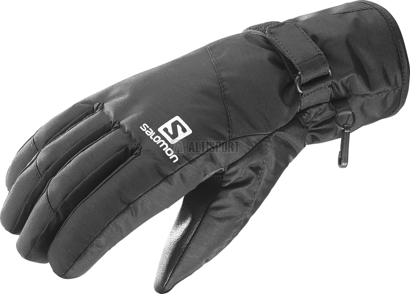 c94e3e7a291 Pánské zimní rukavice SALOMON FORCE DRY M L39499500 BLACK velikost ...