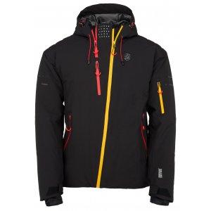 Pánská lyžařská bunda KILPI ASIMETRIX-M JM0120KI ČERNÁ 540ff3b372