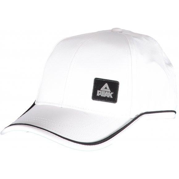 Kšiltovka PEAK SPORTS CAP M183030 BÍLÁ