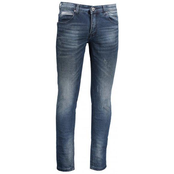 Pánské kalhoty OMBRE AP787 JEANS