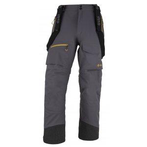 Pánské kalhoty KILPI HYDE-M JM0027KI TMAVĚ ŠEDÁ b03234d418