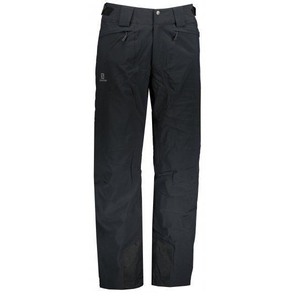 Pánské lyžařské kalhoty SALOMON ICEMANIA PANT M LC1004000 BLACK