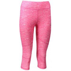 ffb6effb406 Dámské 3 4 kalhoty PEAK TIGHT 3 4 PANTS FW37712 RŮŽOVÁ
