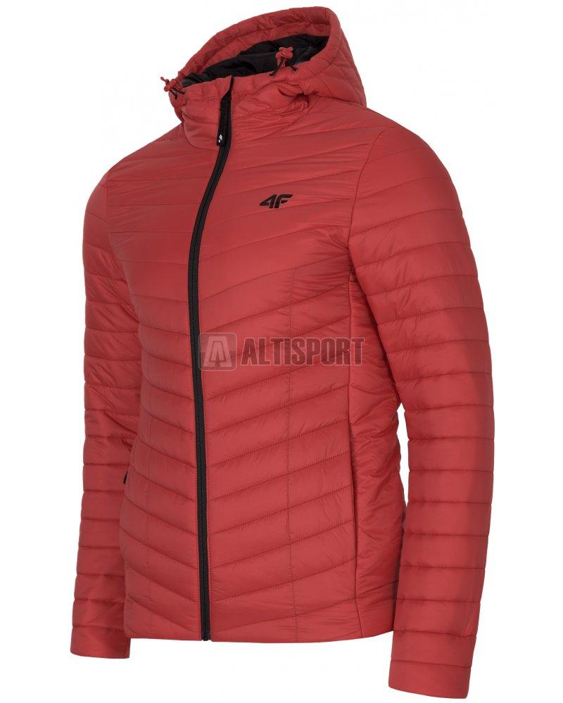 Pánská bunda 4F KUMP301 RED velikost  S   ALTISPORT.cz 0536c206bf0