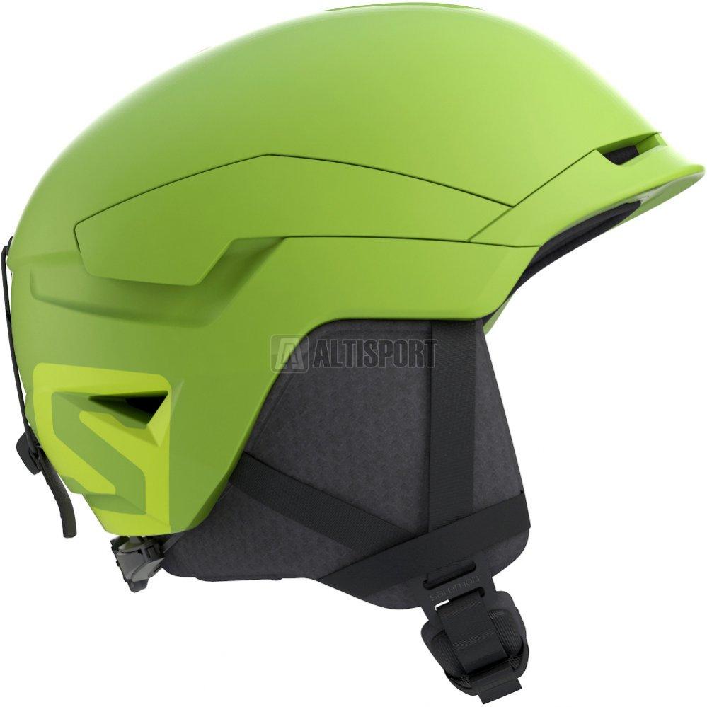 Pánská lyžařská helma SALOMON QUEST ACCESS L40535600 GREENERY ... 1878e16918d