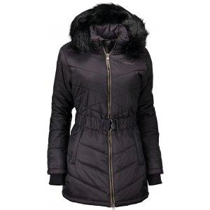 Dámský zimní kabát ALTISPORT SAVINA ČERNÁ