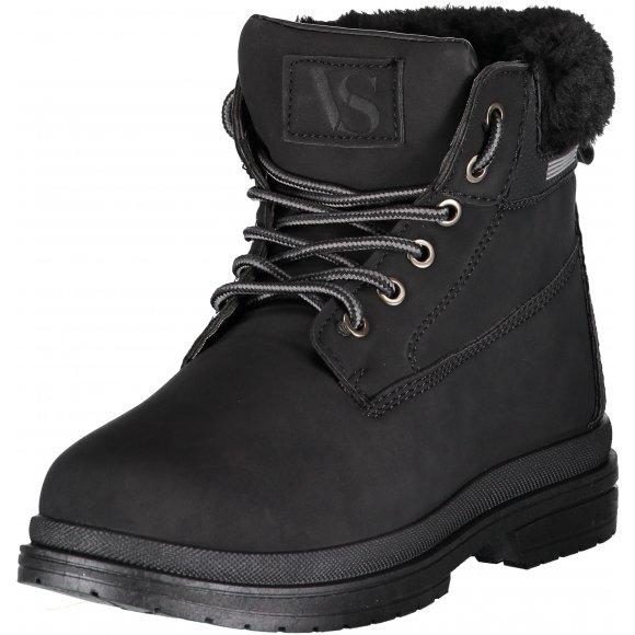 Dámské zimní boty VICES JB009-1 BLACK