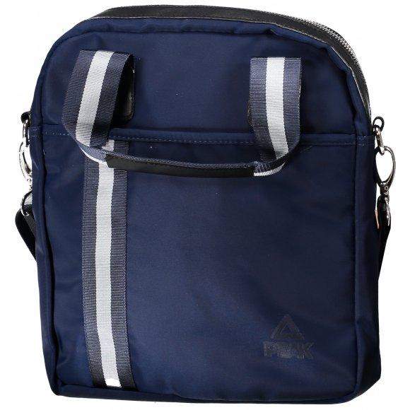 Taška přes rameno PEAK SINGLE SHOULDER BAG B682070 MĚSÍČNÍ MODRÁ