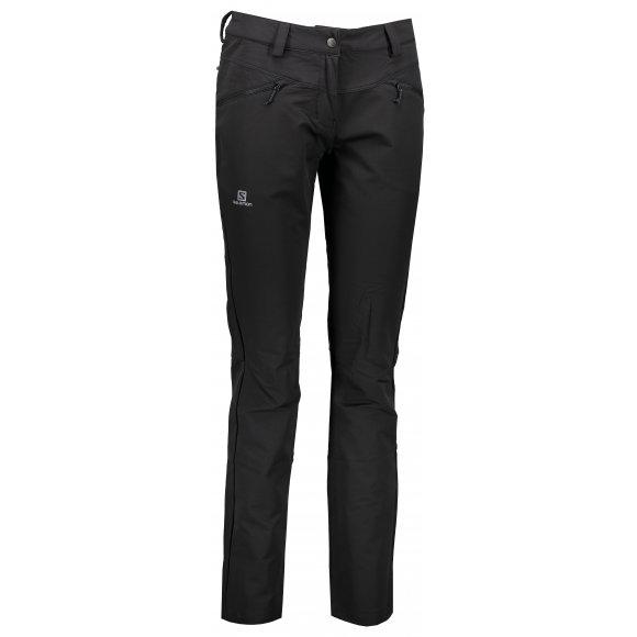 Dámské zateplené kalhoty SALOMON WAYFARER WARM PANT W L40375100 BLACK