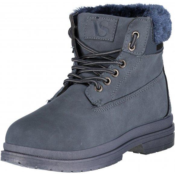 Dámské zimní boty VICES JB009-1 BLUE