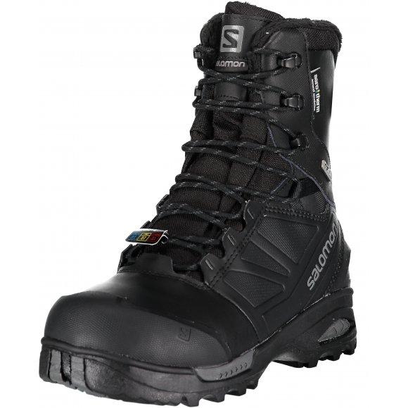 Pánské zimní boty SALOMON TOUNDRA PRO CSWP -40°C L40472700 BLACK/BLACK/MAGNET
