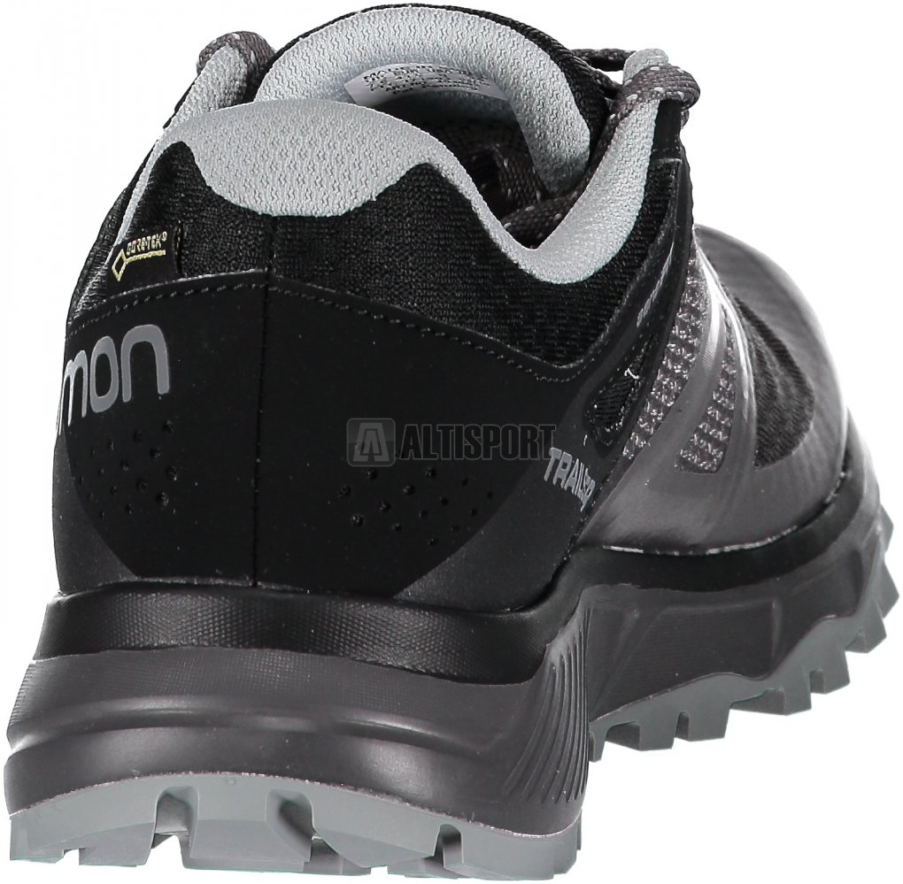 Pánské běžecké boty SALOMON TRAILSTER GTX L40488200 MAGNET BLACK QUARRY 60872af534