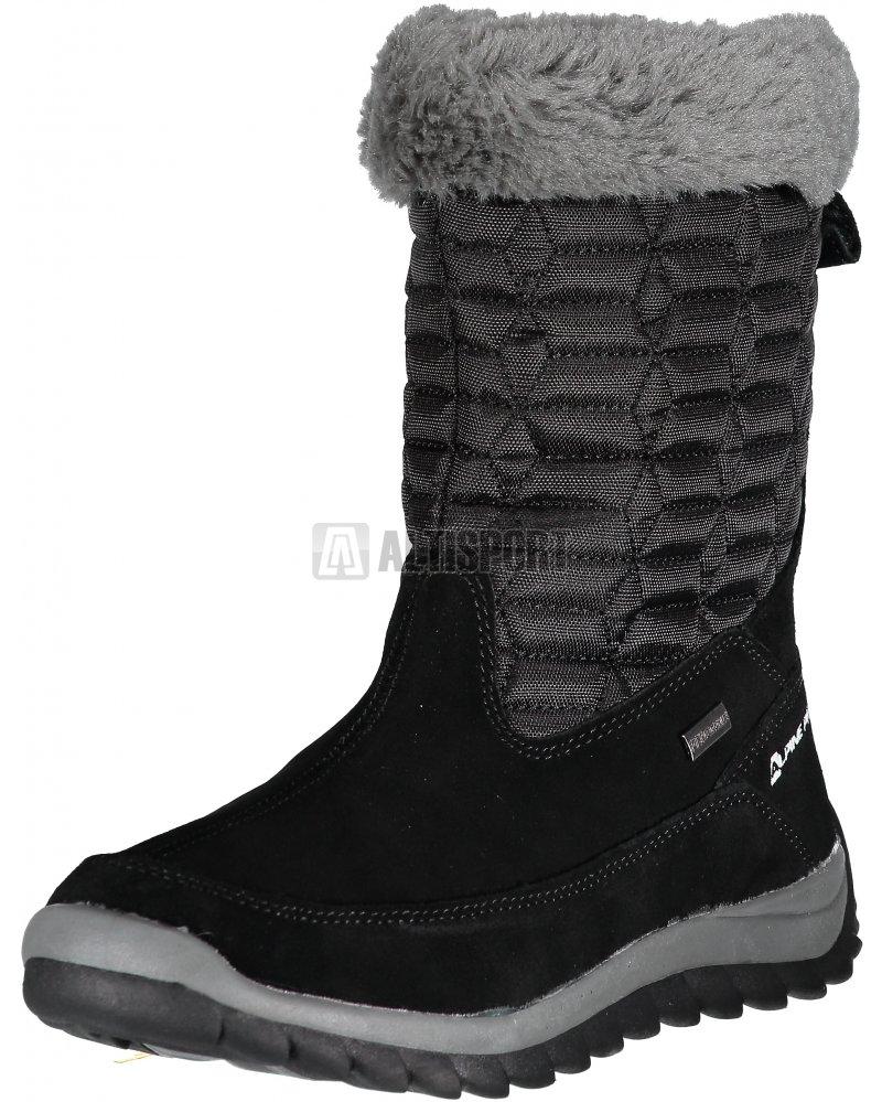 46e1e872289 Dámské zimní boty ALPINE PRO PORTIA LBTM184 ČERNÁ velikost  EU 36 ...