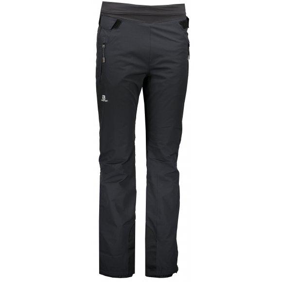 Dámské lyžařské kalhoty SALOMON CATCH ME PANT W L40368600 BLACK