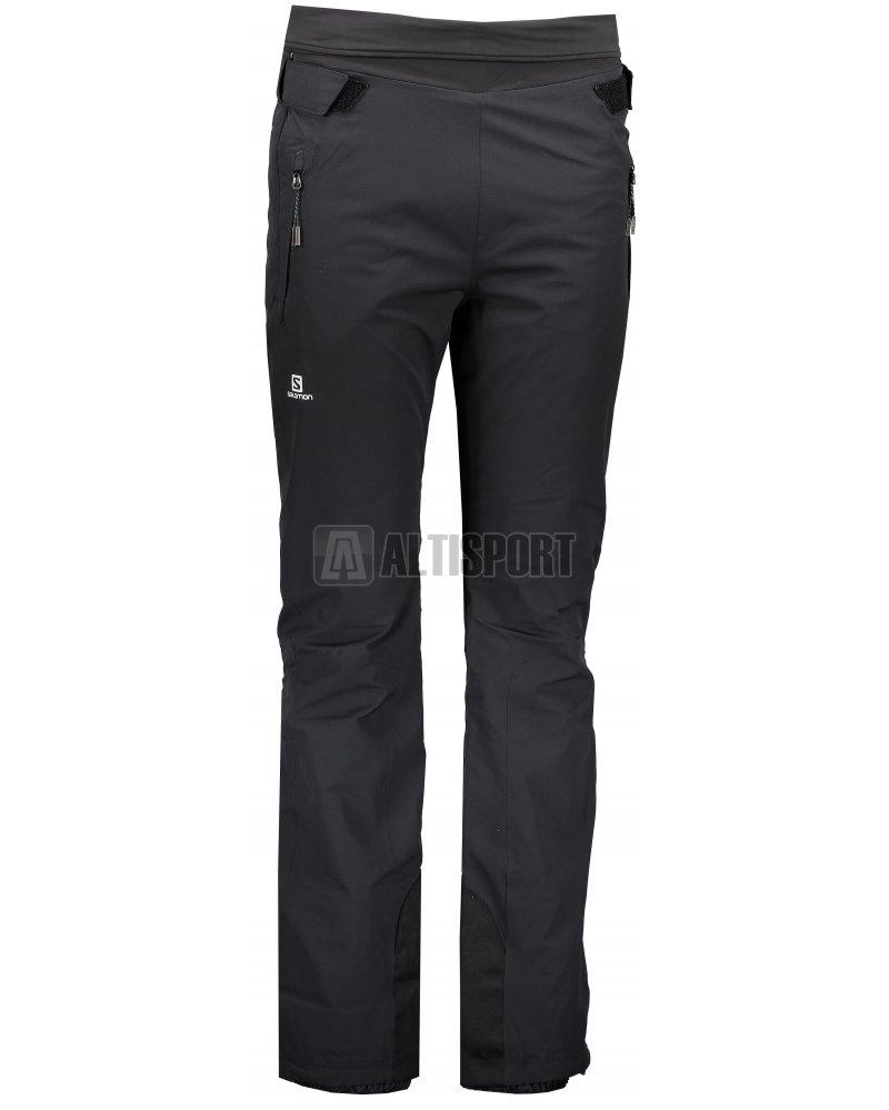 Dámské lyžařské kalhoty SALOMON CATCH ME PANT W L40368600 BLACK ... a5f769329f