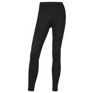 Dámské zateplené cyklistické kalhoty KILPI FERRY-W JL0180KI ČERNÁ fcd9202901
