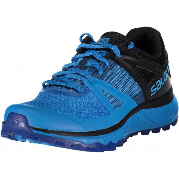 Pánské běžecké boty SALOMON TRAILSTER L40487800 INDIGO BUNTING/BLACK/INDIGO BUNTING