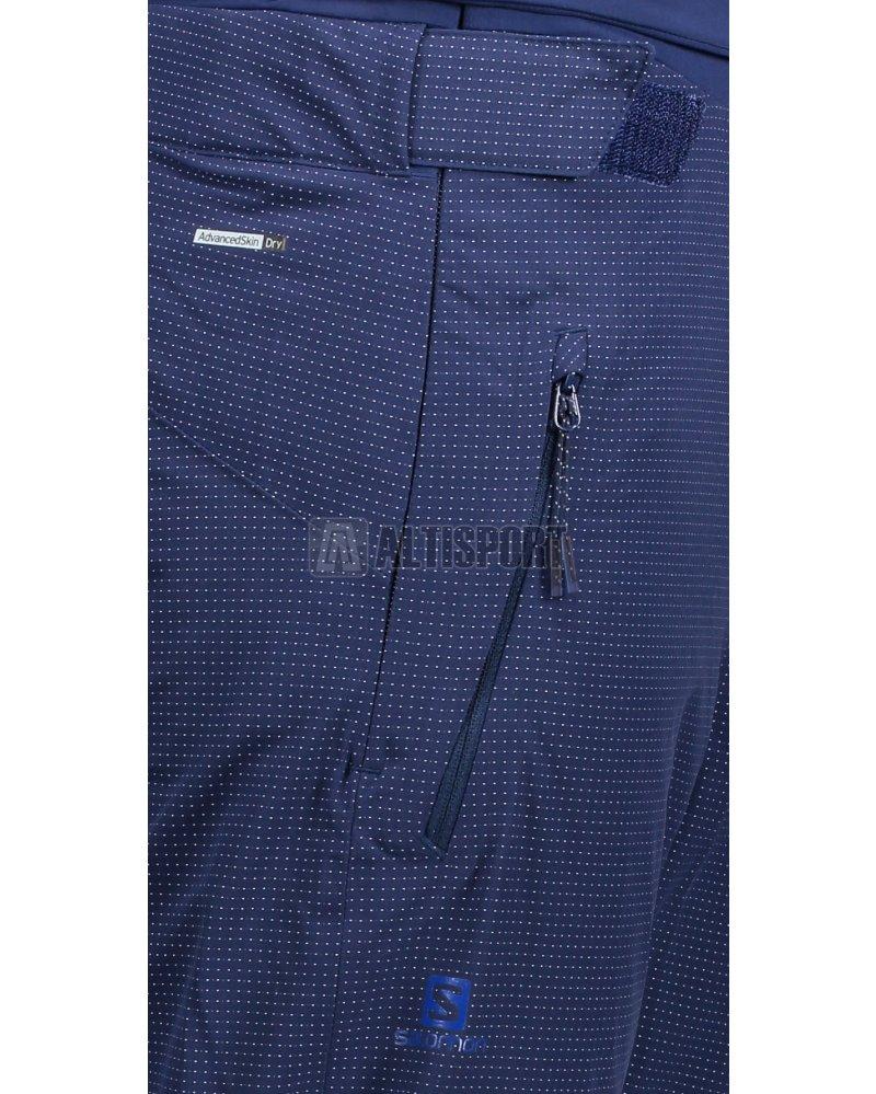 Dámské lyžařské kalhoty SALOMON CATCH ME PANT W L40450200 MEDIEVAL BLUE 5e21da4f04